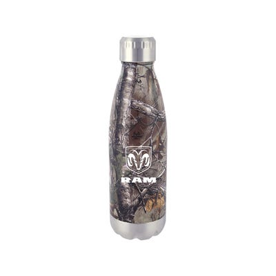 16 oz. Realtree® Stainless Steel Bottle
