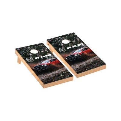 2500 Power  Wagon Regulation Cornhole Set