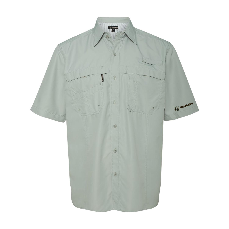 DRI DUCK Short Sleeve Fishing Shirt