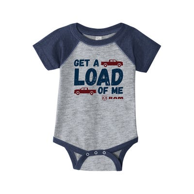 """""""Get a Load of Me""""  Baby Onesie"""