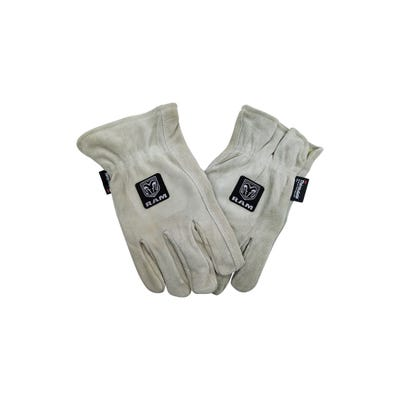 Lined Suede Cowhide Gloves