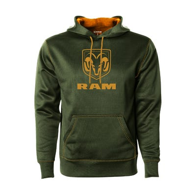 Men's Golden Graphic Hoodie
