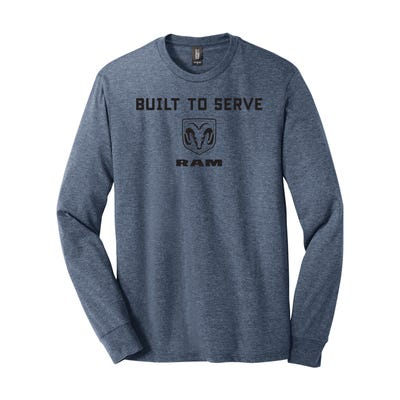 Built to Serve Long Sleeve T-Shirt