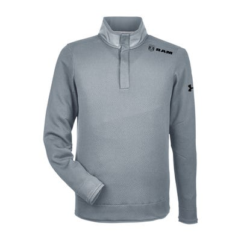 Men's Under Armour Quarter Snap-Up Sweater