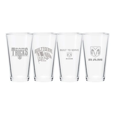 16oz Pints - Set of 4