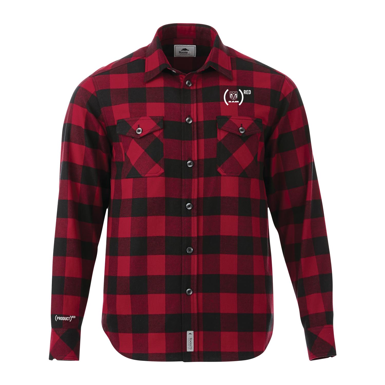 (PRODUCT)RED Men's Sprucelake Long Sleeve Shirt