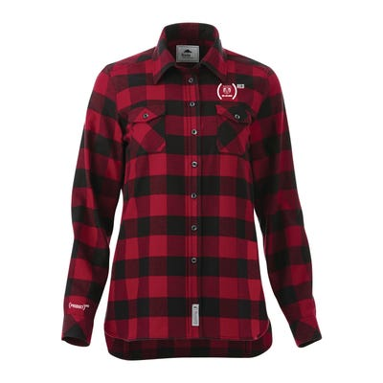 (PRODUCT)RED Women's Sprucelake Long Sleeve Shirt