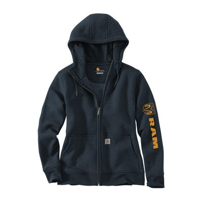 Women's Carhartt  Full Zip-Up Hoodie