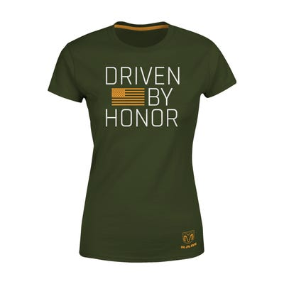 Women's Driven by Honor T-shirt