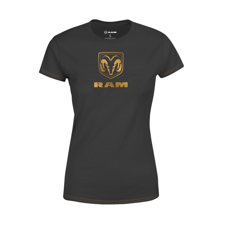 Women's Gold Foil T-shirt