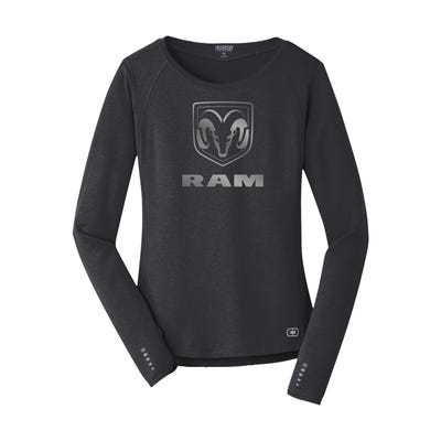 Women's Ogio Long Sleeve Athletic Shirt