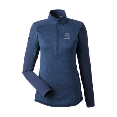 Women's Under Armour Qualifier Hybrid Quarter Zip