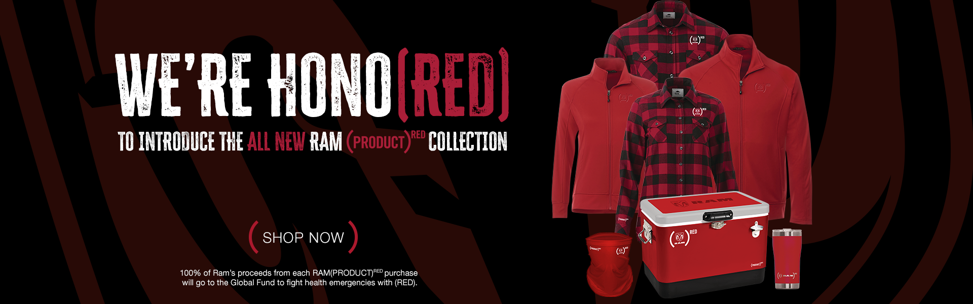 (PRODUCT)RED